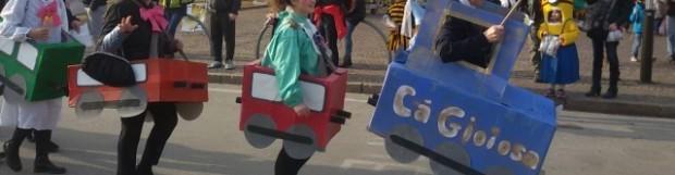 Pronti, partenza via… al Carnevale di Sedico!!!