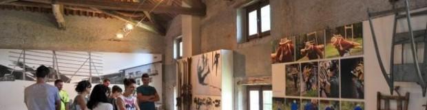"""Uscita con i bimbi alla """"scoperta"""" del museo di Seravella…"""