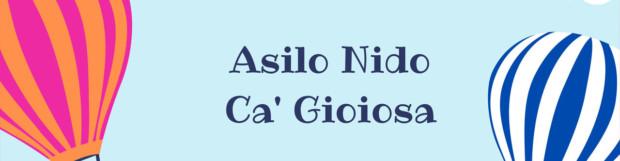 OPEN DAY dell'Asilo Nido Ca' Gioiosa!!