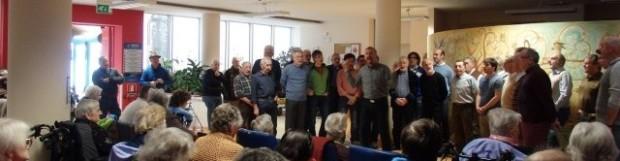 Appuntamento Sanremese presso il Centro Servizi alla Persona Anziana
