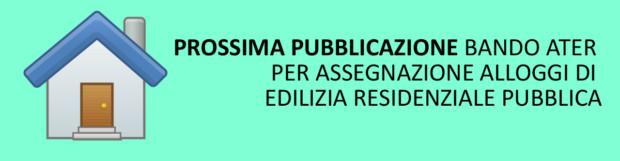 BANDO DI CONCORSO PER L'ASSEGNAZIONE DI ALLOGGI DI EDILIZIA RESIDENZIALE PUBBLICA